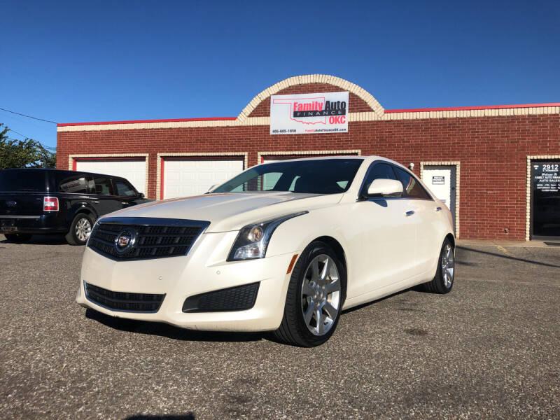 2014 Cadillac ATS for sale at Family Auto Finance OKC LLC in Oklahoma City OK