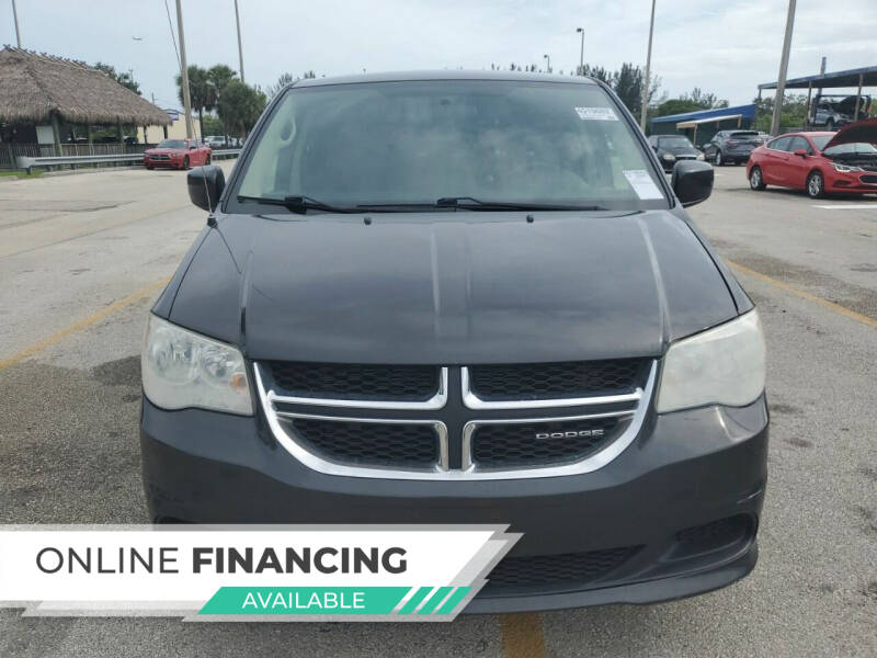 2011 Dodge Grand Caravan for sale at Best Auto Deal N Drive in Hollywood FL
