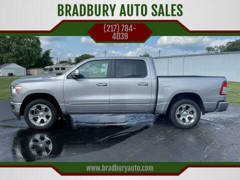 2020 RAM Ram Pickup 1500 for sale at BRADBURY AUTO SALES in Gibson City IL
