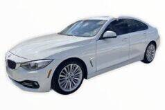 2015 BMW 4 Series for sale at INTERNATIONAL AUTO BROKERS INC in Hollywood FL