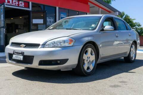 2007 Chevrolet Impala for sale at Phantom Motors in Livermore CA