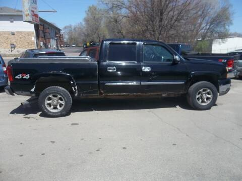2005 Chevrolet Silverado 2500HD for sale at A Plus Auto Sales/ - A Plus Auto Sales in Sioux Falls SD