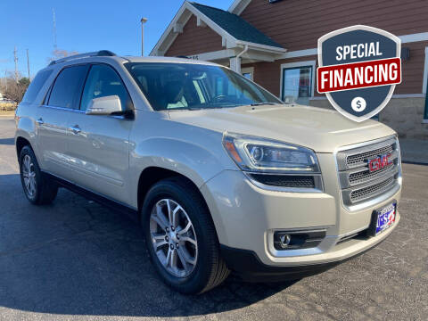 2013 GMC Acadia for sale at Auto Outlets USA in Rockford IL