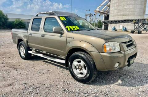 2001 Nissan Frontier for sale at Island Auto Express in Grand Island NE