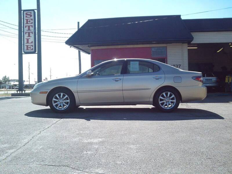 2003 Lexus ES 300 for sale at Settle Auto Sales TAYLOR ST. in Fort Wayne IN