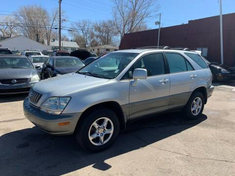 2002 Lexus RX 300 for sale at B Quality Auto Check in Englewood CO