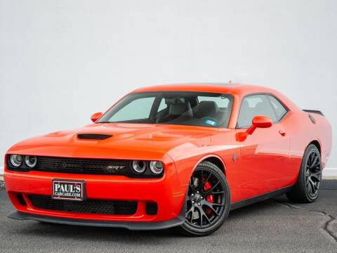 2016 Dodge Challenger for sale at Paul's Car Care in Manchester NH