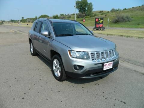 2017 Jeep Compass for sale at Dick Nelson Sales & Leasing in Valley City ND
