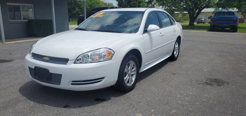 2015 Chevrolet Impala Limited for sale at Jacks Auto Sales in Mountain Home AR