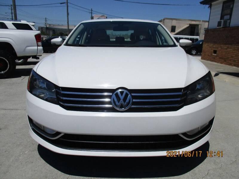 2015 Volkswagen Passat for sale at Atlantic Motors in Chamblee GA