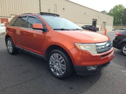 2008 Ford Edge for sale at DREWS AUTO SALES INTERNATIONAL BROKERAGE in Atlanta GA