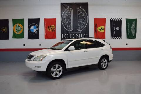2008 Lexus RX 350 for sale at Iconic Auto Exchange in Concord NC