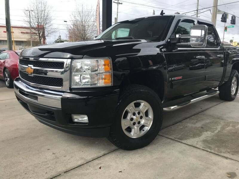 2007 Chevrolet Silverado 1500 for sale at Michael's Imports in Tallahassee FL
