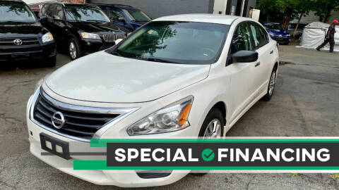 2015 Nissan Altima for sale at ELITE MOTORS in West Haven CT