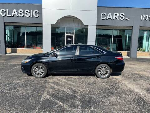 2015 Toyota Camry for sale at Selmer Classic Cars INC in Selmer TN