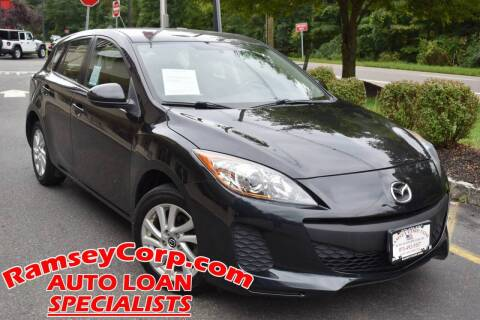 2013 Mazda MAZDA3 for sale at Ramsey Corp. in West Milford NJ