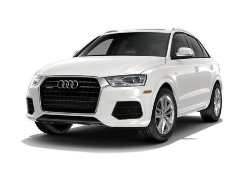 2018 Audi Q3 for sale at BELKNAP SUBARU in Tilton NH