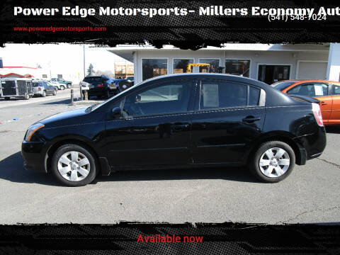 2011 Nissan Sentra for sale at Power Edge Motorsports- Millers Economy Auto in Redmond OR
