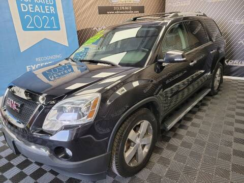 2012 GMC Acadia for sale at X Drive Auto Sales Inc. in Dearborn Heights MI