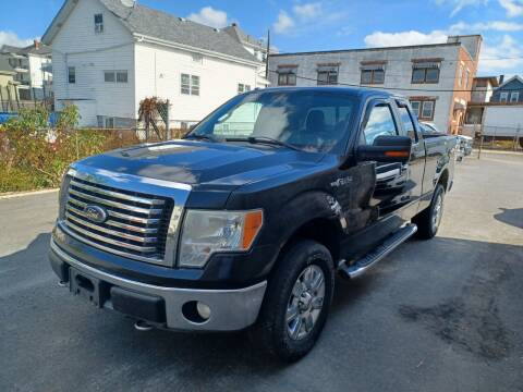 2011 Ford F-150 for sale at A J Auto Sales in Fall River MA