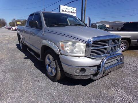 2008 Dodge Ram Pickup 1500 for sale at J & D Auto Sales in Dalton GA