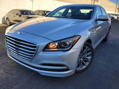 2015 Hyundai Genesis for sale at Auto Center Of Las Vegas in Las Vegas NV