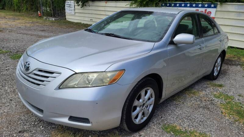 2009 Toyota Camry for sale at Jackson Motors Used Cars in San Antonio TX
