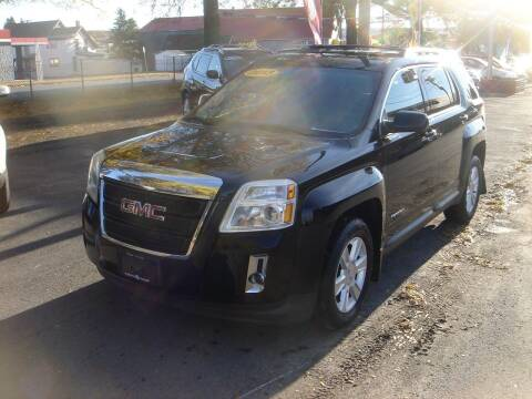 2013 GMC Terrain for sale at Midtown Autoworld LLC in Herkimer NY