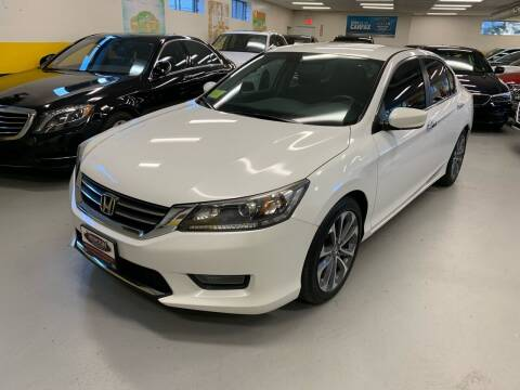 2014 Honda Accord for sale at Newton Automotive and Sales in Newton MA