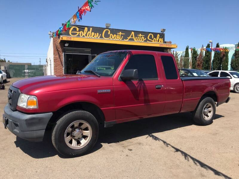 2006 Ford Ranger for sale at Golden Coast Auto Sales in Guadalupe CA