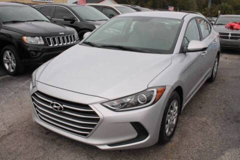 2017 Hyundai Elantra for sale at Mars auto trade llc in Kissimmee FL