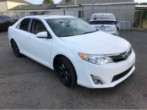 2012 Toyota Camry for sale at WS AUTO SALES INC in El Cajon CA
