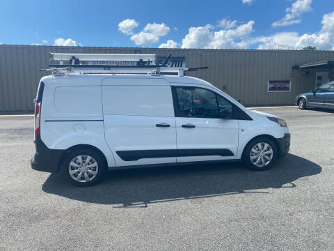 2014 Ford Transit Connect Cargo for sale at Stikeleather Auto Sales in Taylorsville NC