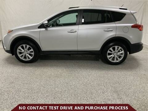 2014 Toyota RAV4 for sale at Brothers Auto Sales in Sioux Falls SD