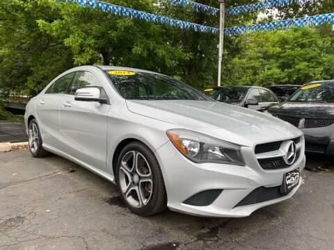 2014 Mercedes-Benz CLA for sale at WOLF'S ELITE AUTOS in Wilmington DE