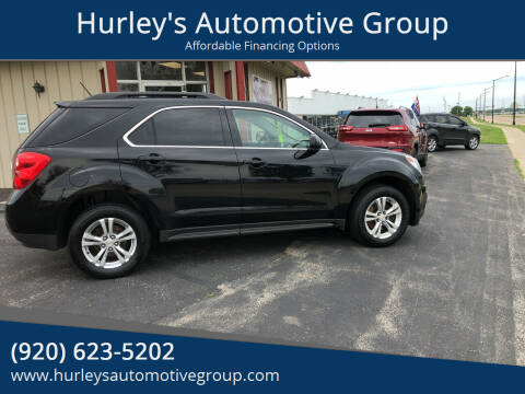 2015 Chevrolet Equinox for sale at Hurley's Automotive Group in Columbus WI