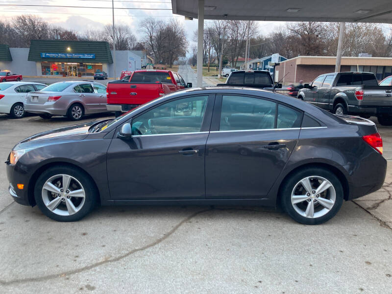 2014 Chevrolet Cruze for sale at GRC OF KC in Gladstone MO
