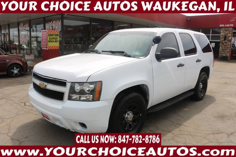 2007 Chevrolet Tahoe for sale at Your Choice Autos - Waukegan in Waukegan IL