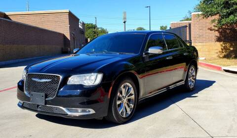 2015 Chrysler 300 for sale at International Auto Sales in Garland TX