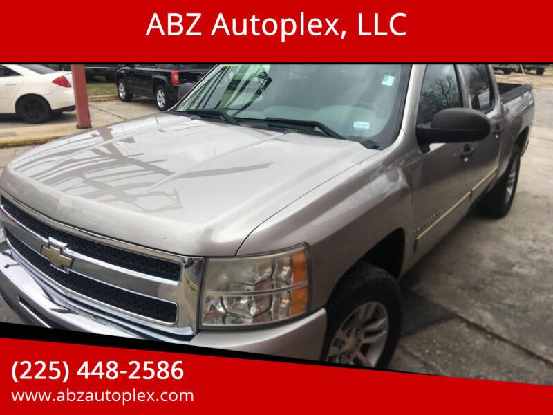 2009 Chevrolet Silverado 1500 for sale at ABZ Autoplex, LLC in Baton Rouge LA