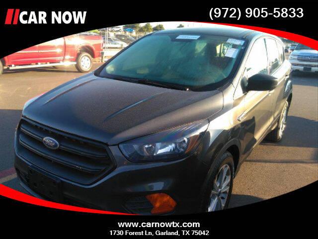 2018 Ford Escape for sale at Car Now in Dallas TX