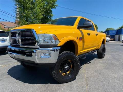 2011 RAM Ram Pickup 2500 for sale at iDeal Auto in Raleigh NC