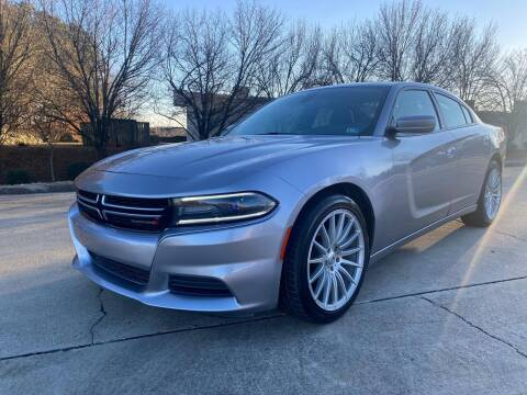 2015 Dodge Charger for sale at Triple A's Motors in Greensboro NC