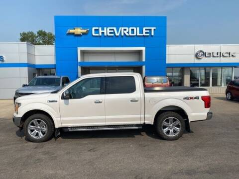 2018 Ford F-150 for sale at Finley Motors in Finley ND