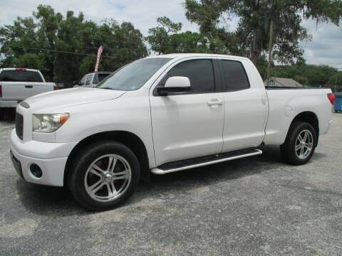 2007 Toyota Tundra for sale at Auto Liquidators of Tampa in Tampa FL