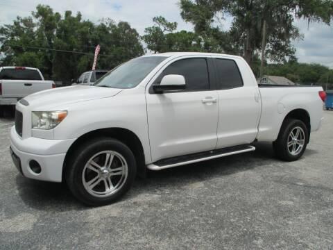 2007 Toyota Tundra for sale at Auto Liquidators of Tampa in Tampa FL