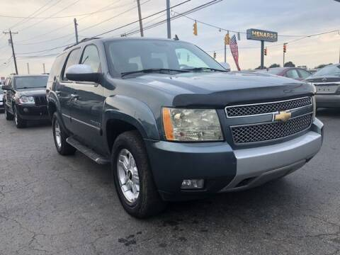 2008 Chevrolet Tahoe for sale at Instant Auto Sales in Chillicothe OH