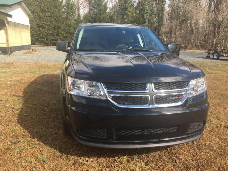 2018 Dodge Journey for sale at March Motorcars in Lexington NC