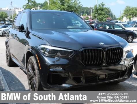2020 BMW X5 for sale at Carol Benner @ BMW of South Atlanta in Union City GA