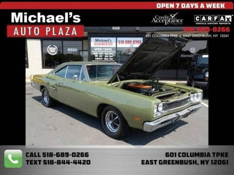 1969 Dodge Coronet for sale at Michaels Auto Plaza in East Greenbush NY